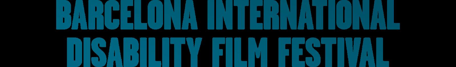 Barcelona international disability film festival
