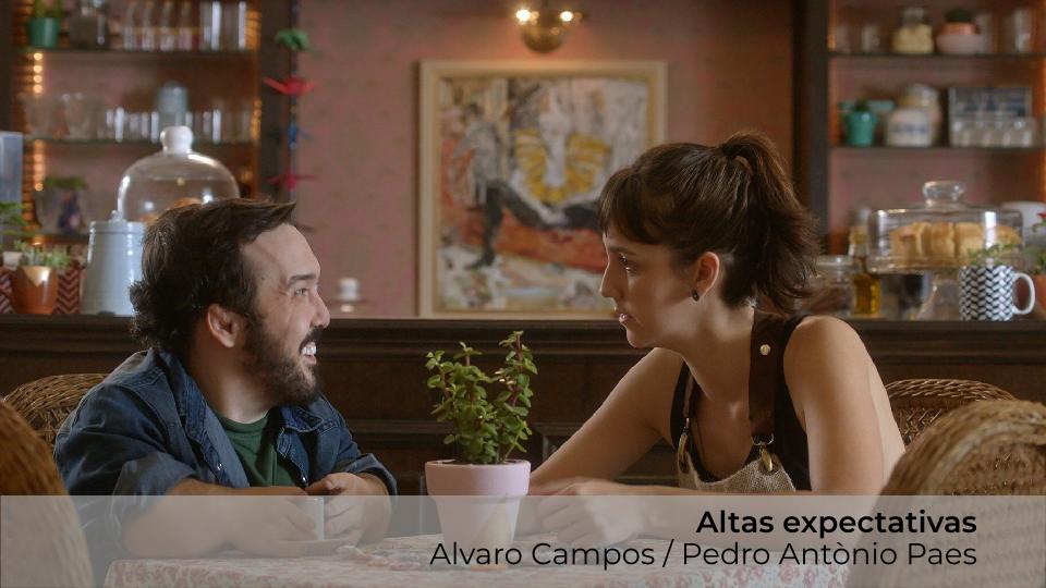 Altas expectativas, Alvaro Campos / Pedro Antonio Paes