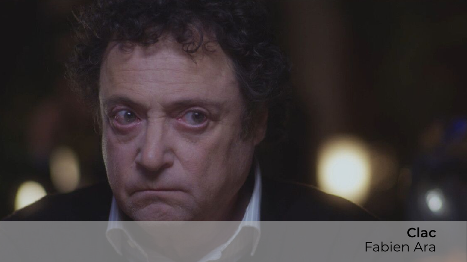 Clac, Fabien Ara