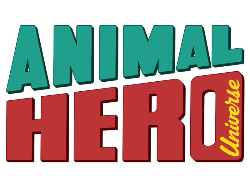 Logo Animal Hero