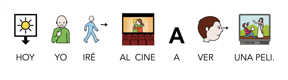 Hoy yo ire al cine a ver una peli