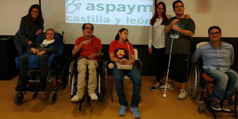 Imagen del video ASPAYM Castilla y León