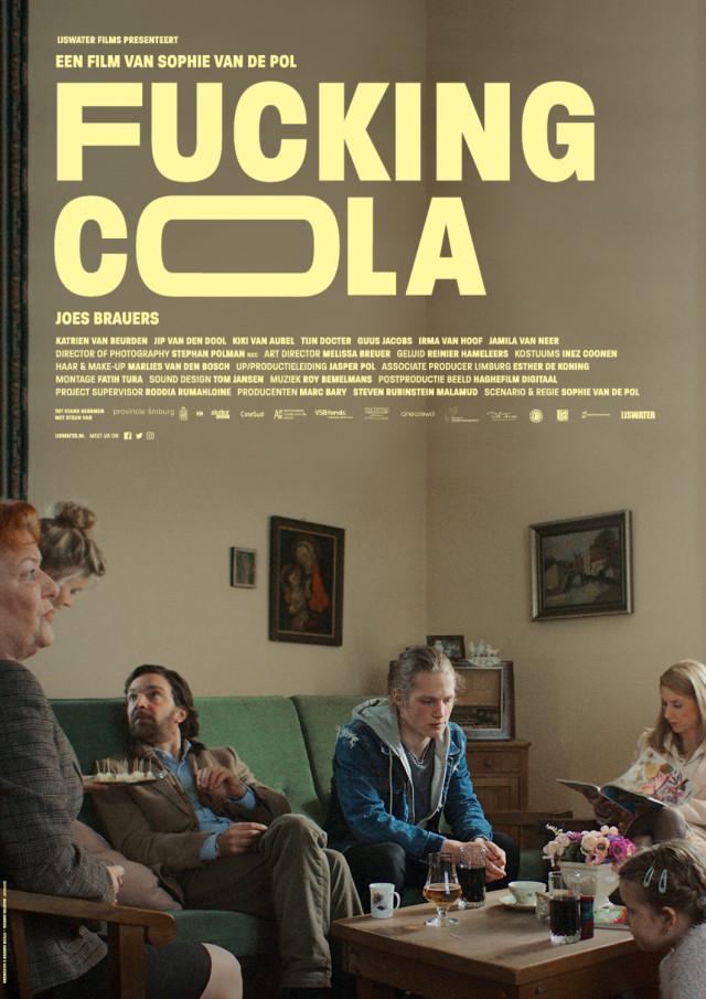 Cartel de Fucking Cola