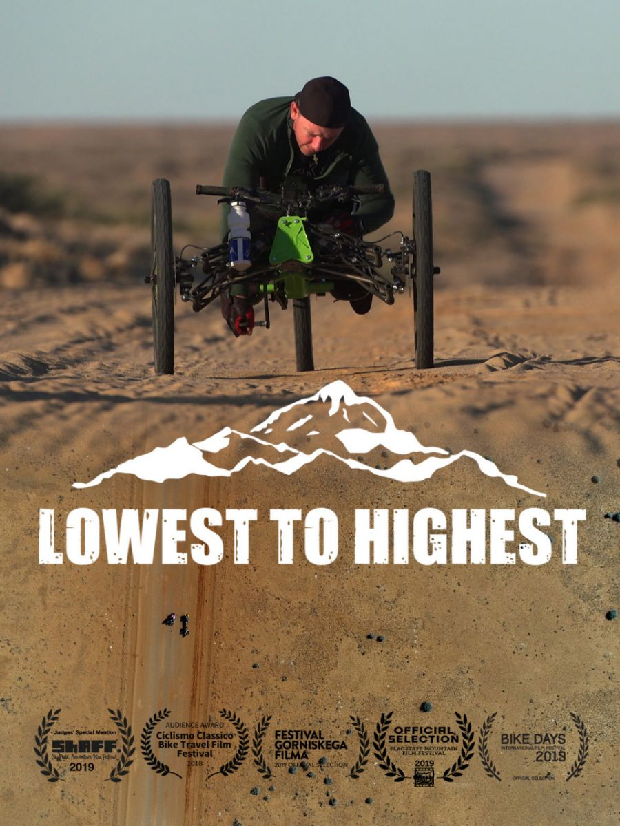 Cartel de Lowest to Highest