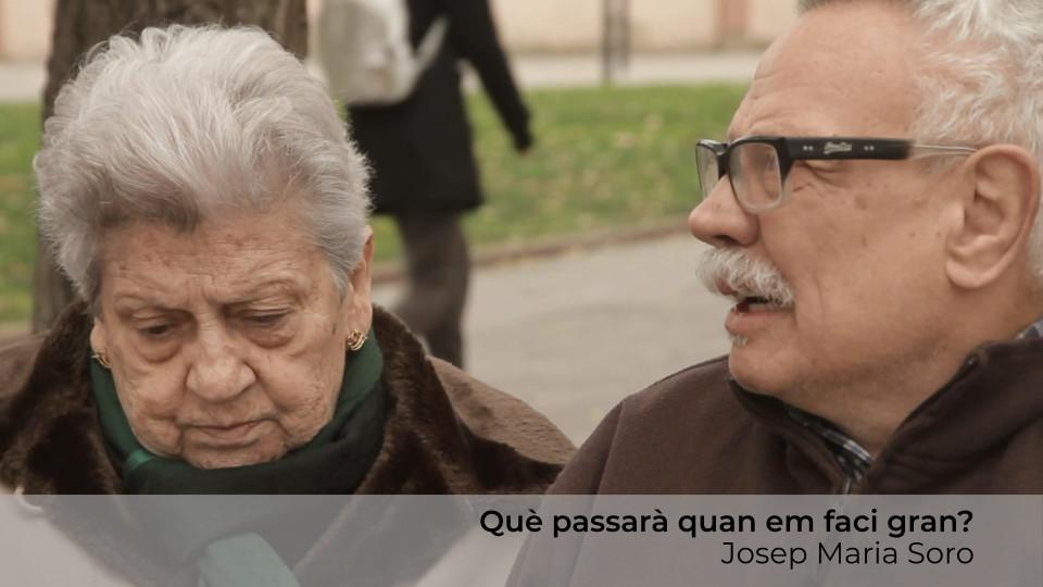 Què passarà quan em faci gran?, Josep Maria Soro