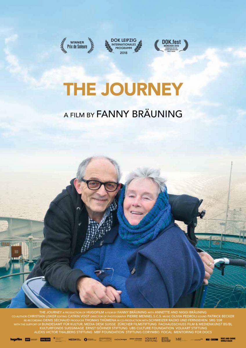 Cartel de The Journey