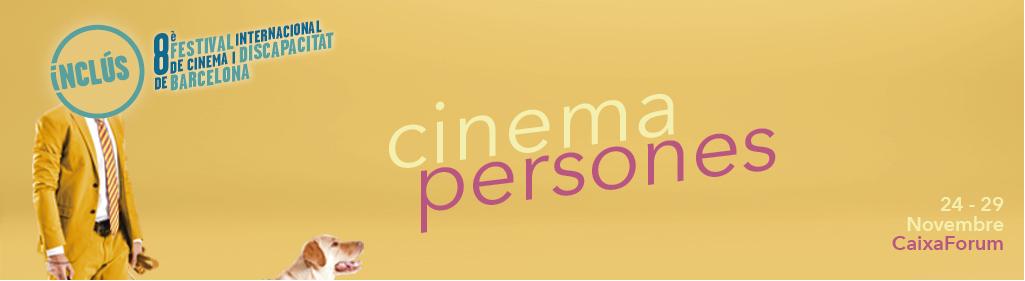 cine, personas. Octava edición del Festival Inclús