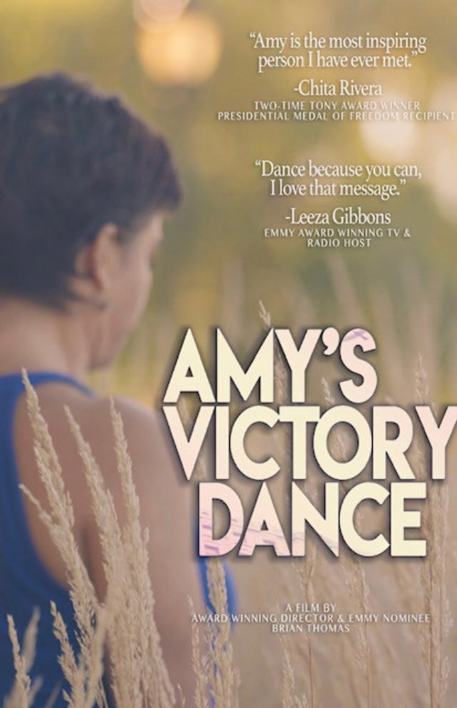 Cartel de Amy's Victory Dance