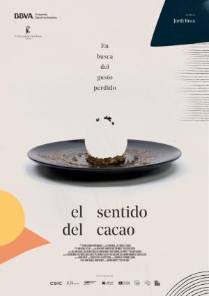 Cartel de El sentido del cacao