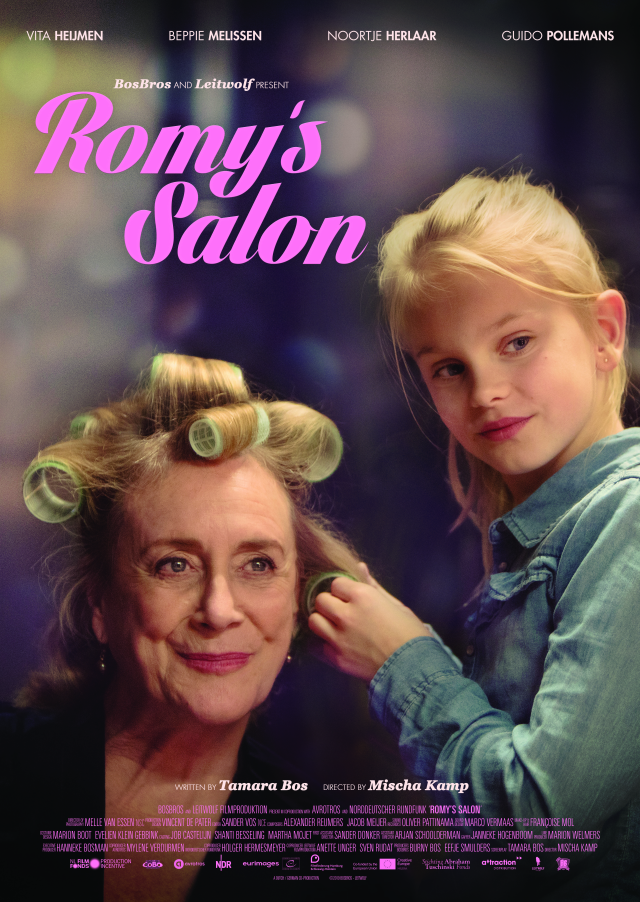 Cartel de Romy's salon