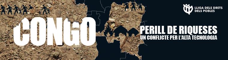 Congo, perill de riqueses