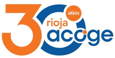 Logotipo de Rioja Acoge